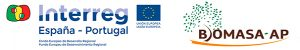 Logo Interreg y Biomasa AP